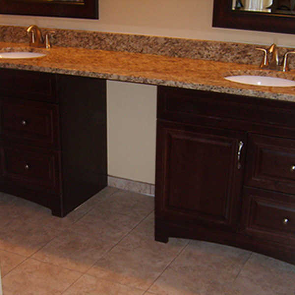 . Mike s Home Repair offers professional bathroom remodeling